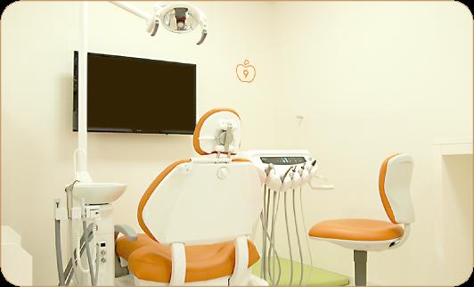 完全個室の手術室
