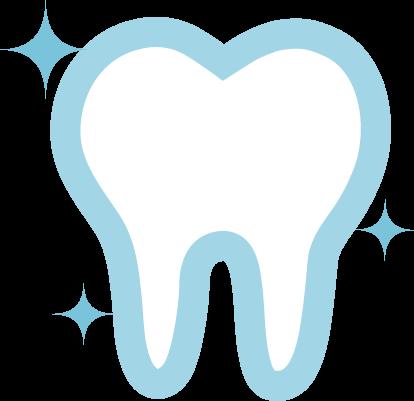 白い歯イメージ画像